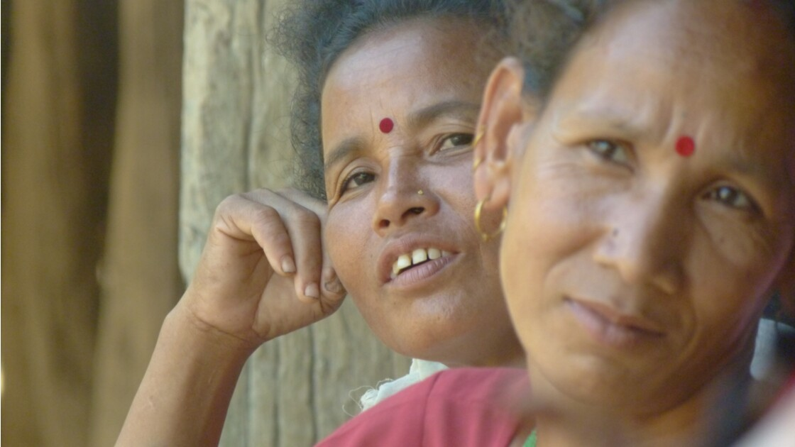 Népalaises du Térai
