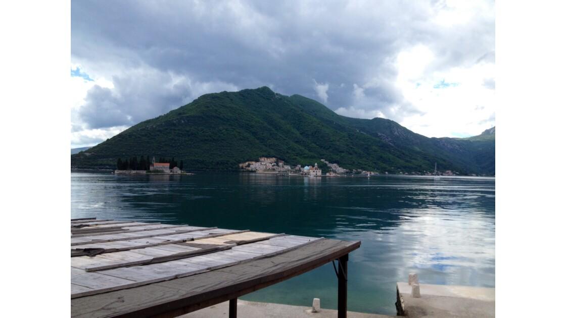 Baie de Kotor classée à l'UNESCO