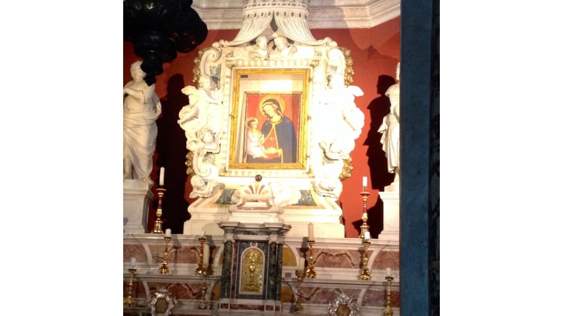 Église notre Dame du Rocher