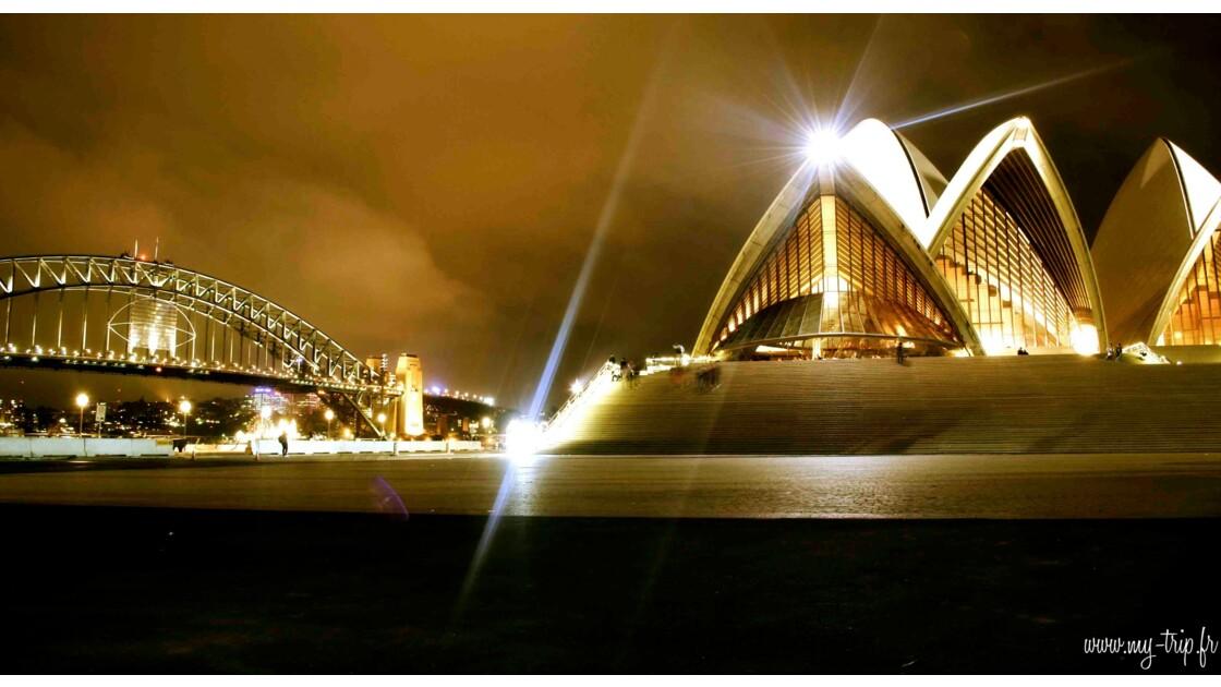 Une nuit à Sydney