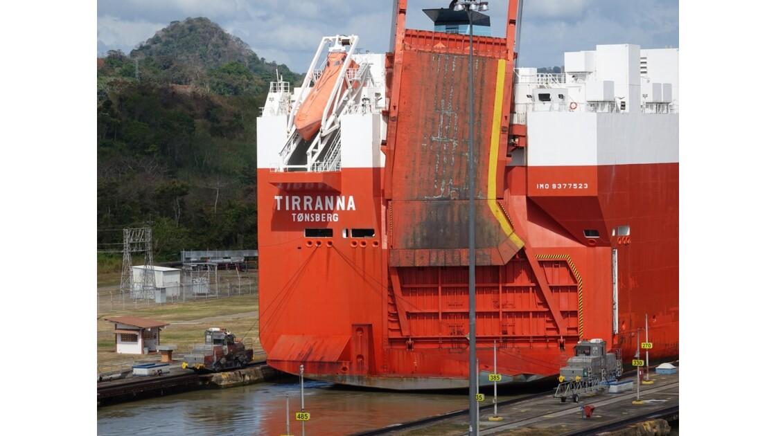 Panama Miraflores les locomotives 2