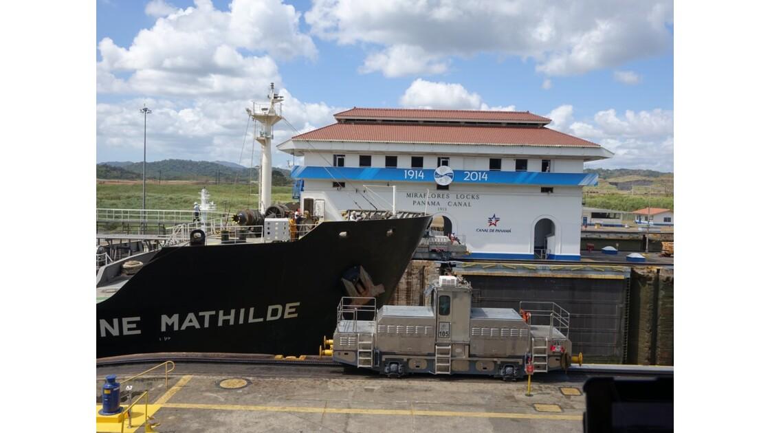 Panama Miraflores les locomotives 4