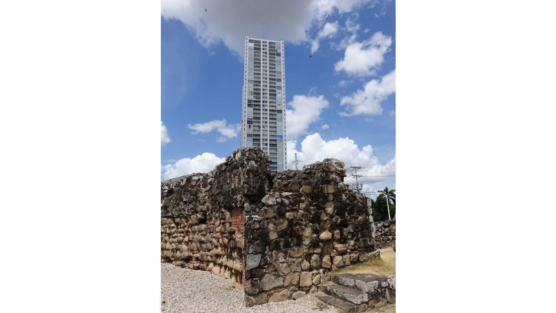 Panamá Viejo Fuerte de la Natividad 1