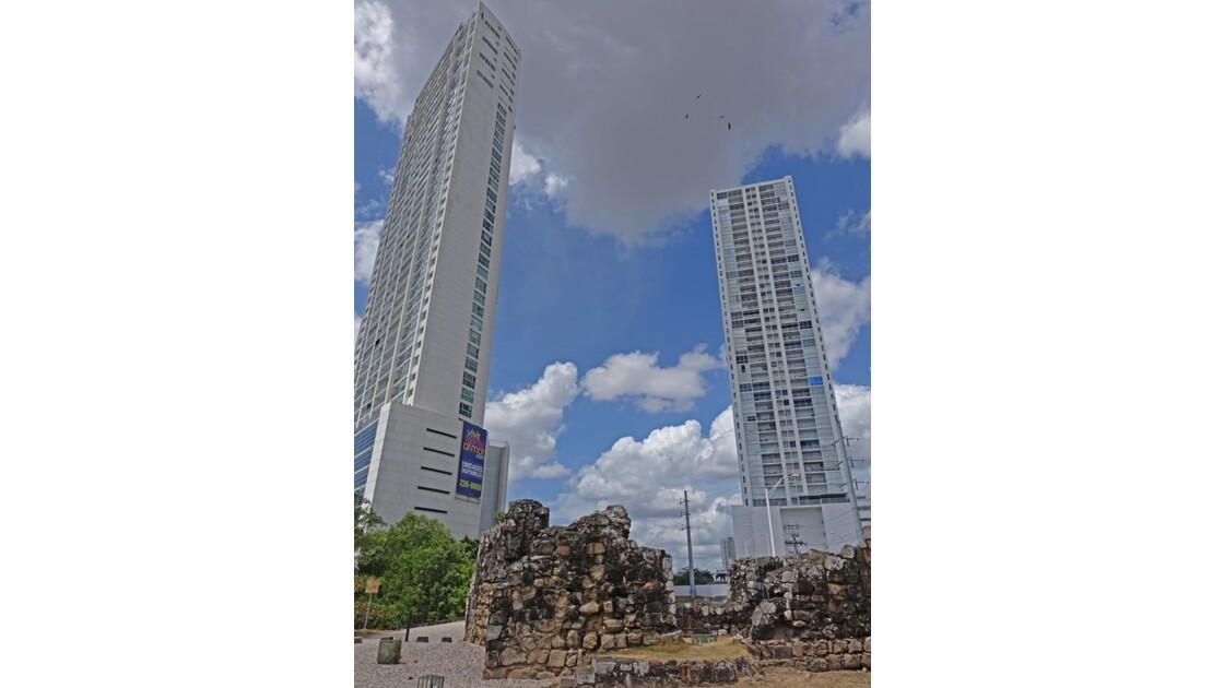 Panamá Viejo Fuerte de la Natividad 2