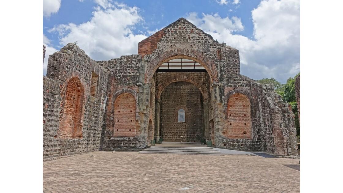 Panam Viejo convento de la Concepción 1