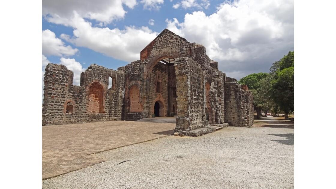 Panam Viejo convento de la Concepción 3