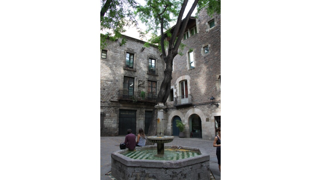Place Saint Felip NERI