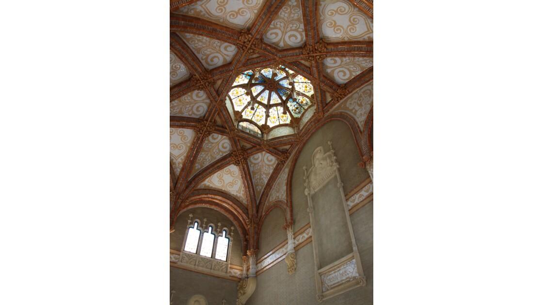 Hopital de la Santa Creu i Sant Pau