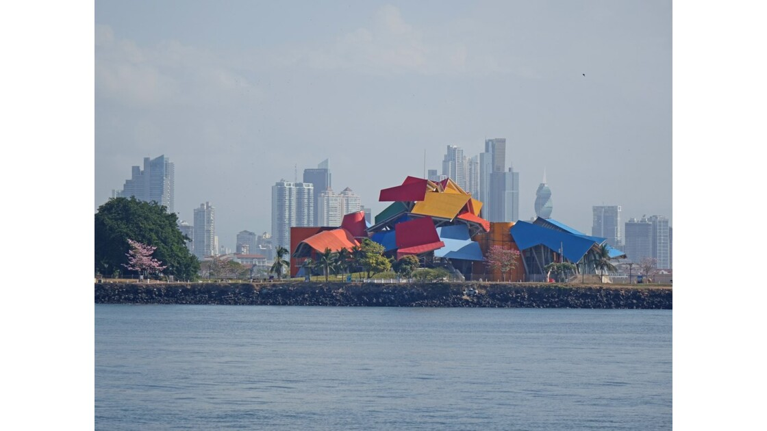Panama City Biomuseo 1