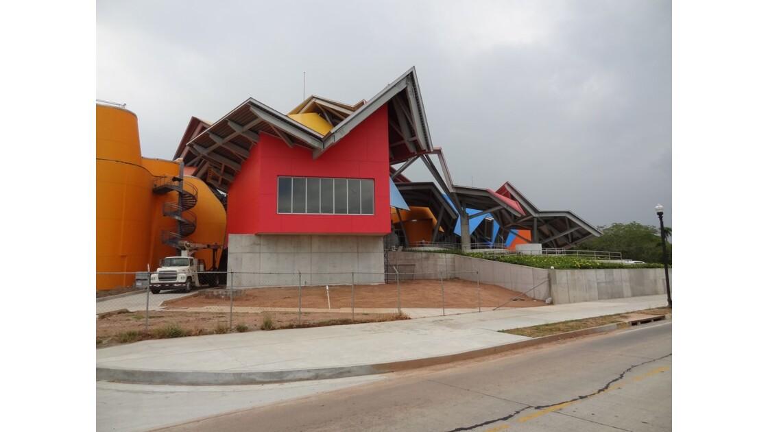 Panama City Biomuseo 2