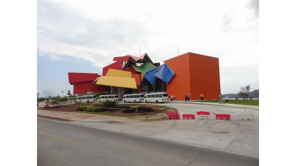 Panama City Biomuseo 4