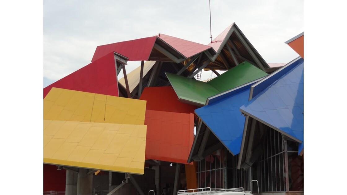 Panama City Biomuseo 5
