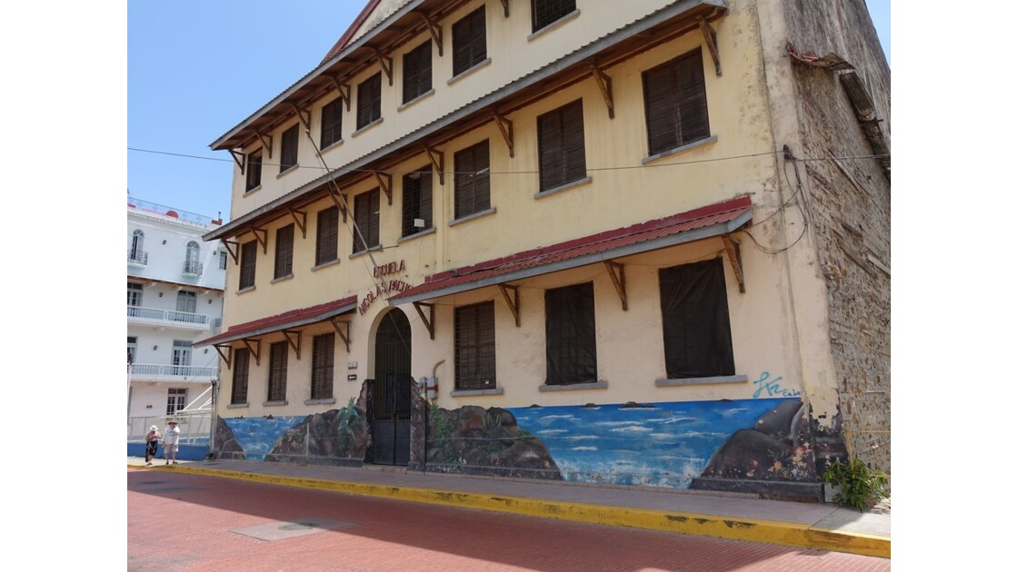 Panama City graf 1