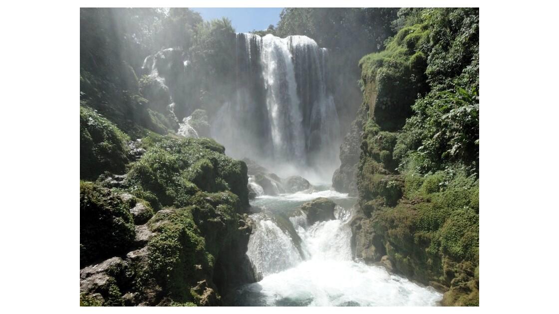 Cascade Pulhapanzak