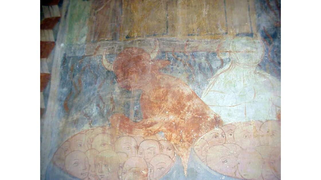 chapelle romane en haute corse