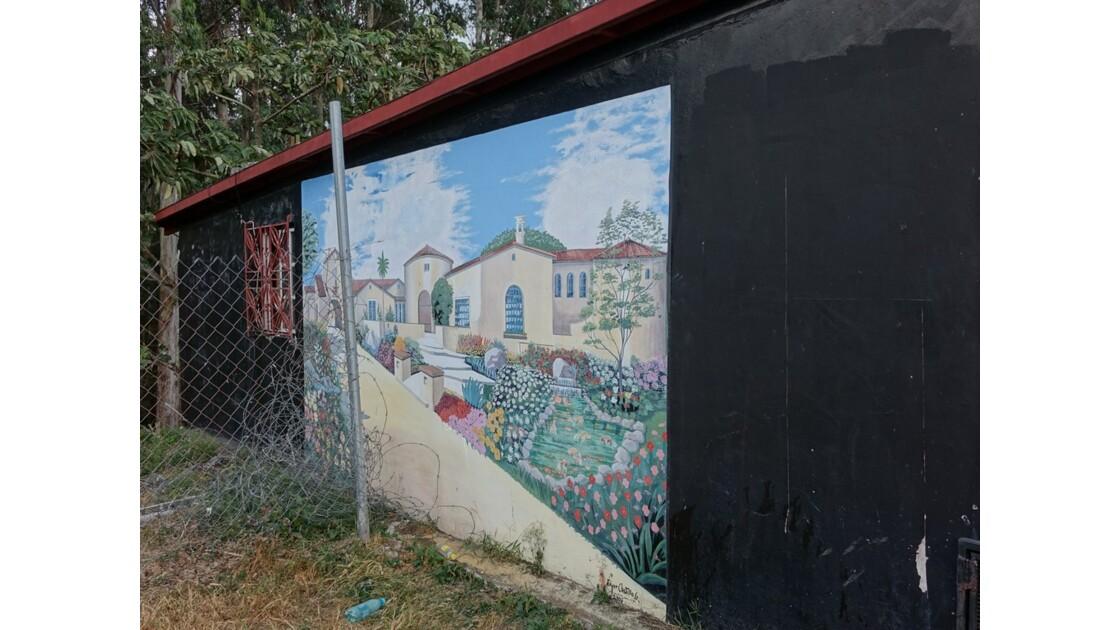 Panama Street Art à Boquete 6