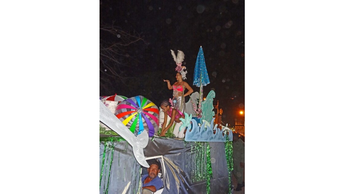 Panama City Carnaval 21