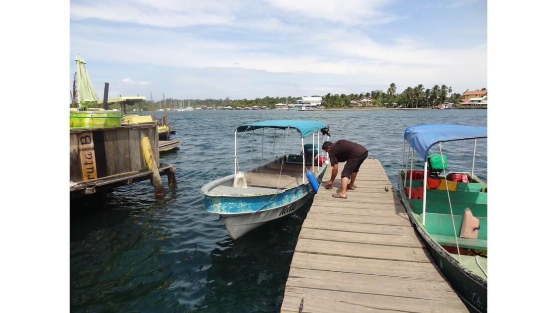 Panama Bocas Del Toro le port 1