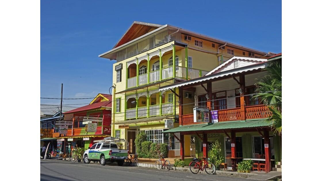 Panama Bocas Del Toro Third Street 1