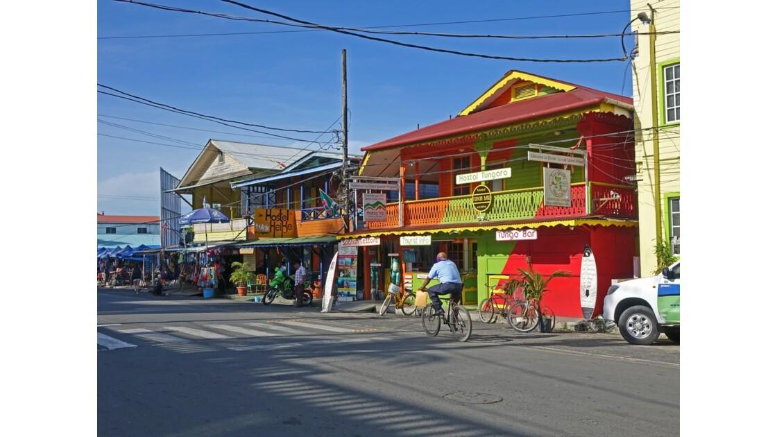 Panama Bocas Del Toro Third Street 2