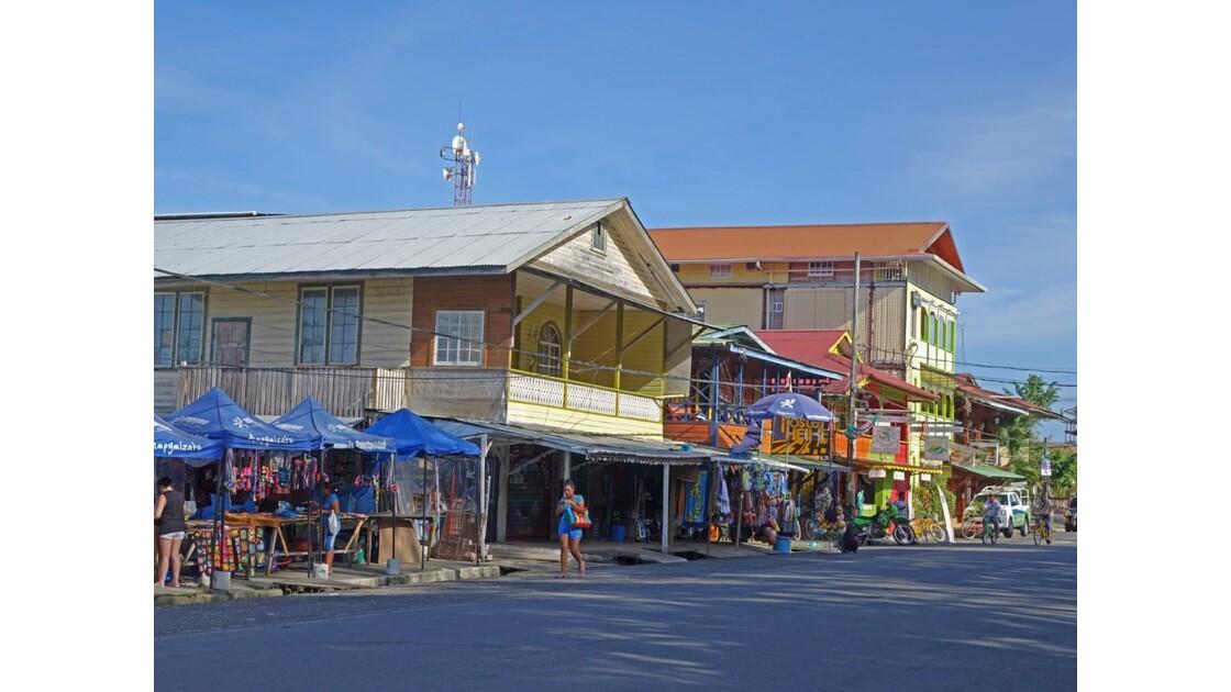 Panama Bocas Del Toro Third Street 3