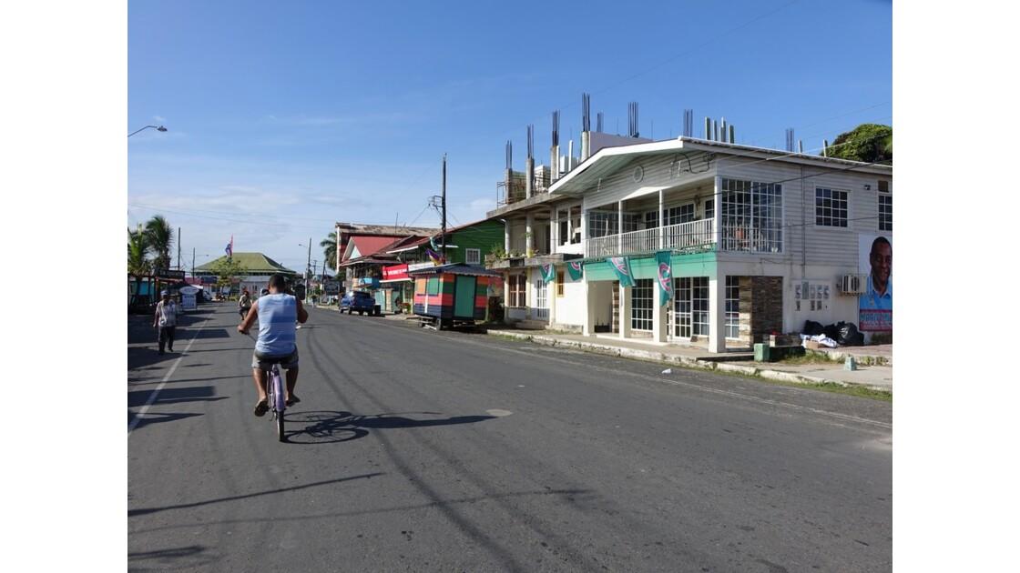 Panama Bocas Del Toro Third Street 5