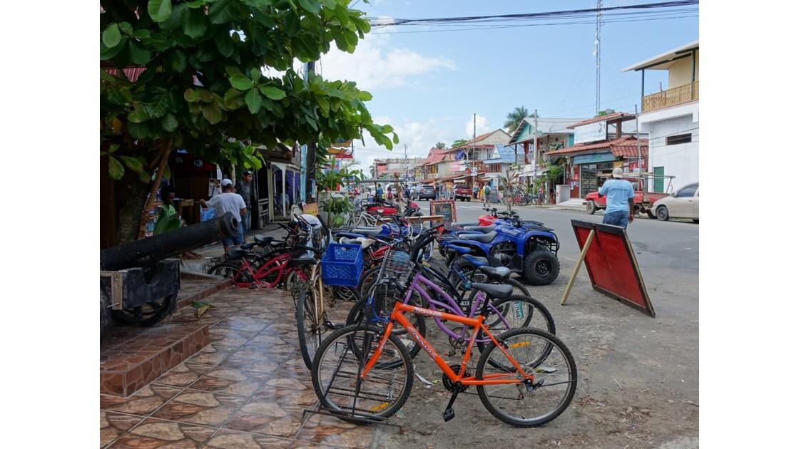 Panama Bocas Del Toro Third Street 6