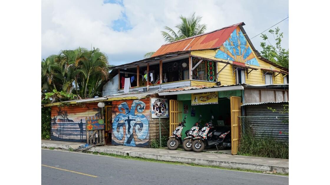 Panama Bocas Del Toro Street Art 5