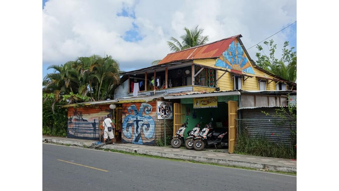 Panama Bocas Del Toro Street Art 1