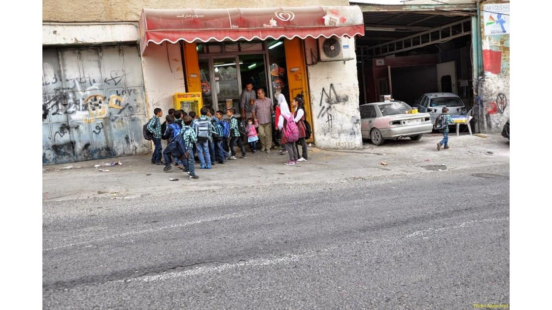 Jérusalem - Enfants