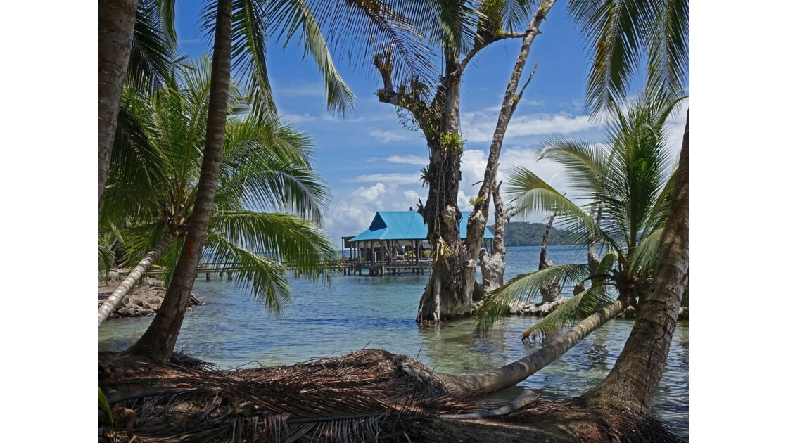 Panama Isla Carenero Playa Bucaneros 11