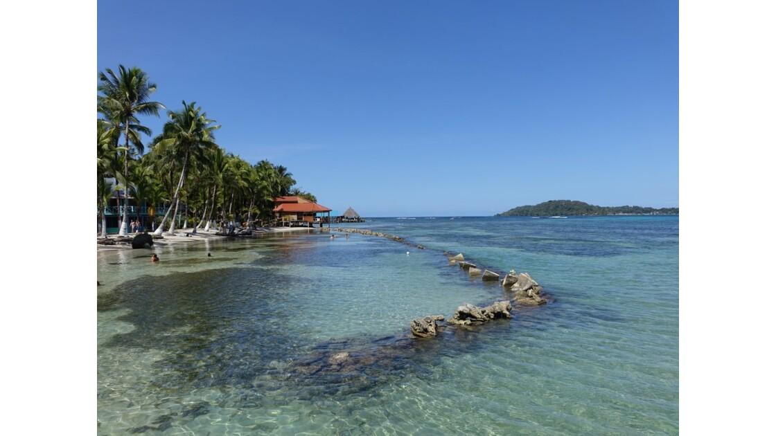 Panama Isla Carenero Playa Bucaneros 15