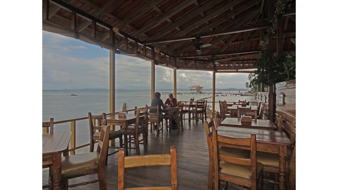 Panama Isla Carenero Chez Bibi 1