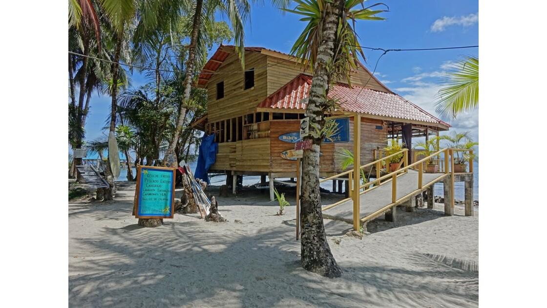 Panama Isla Carenero Chez Bibi 2
