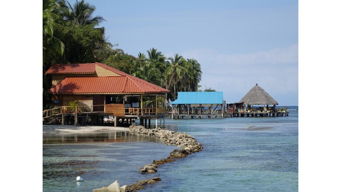 Panama Isla Carenero Chez Bibi 4