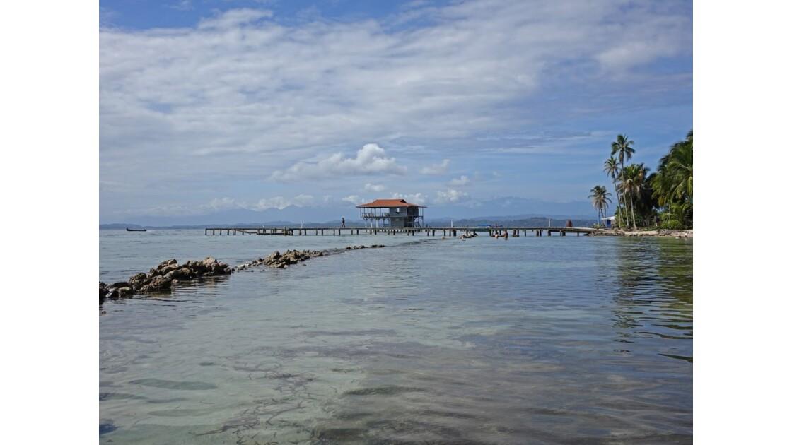Panama Isla Carenero Playa Bucaneros 8