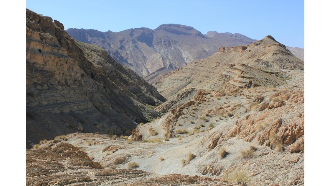 La route de Rich vers Imilchil traverse des paysages de montagne somptueux :tous