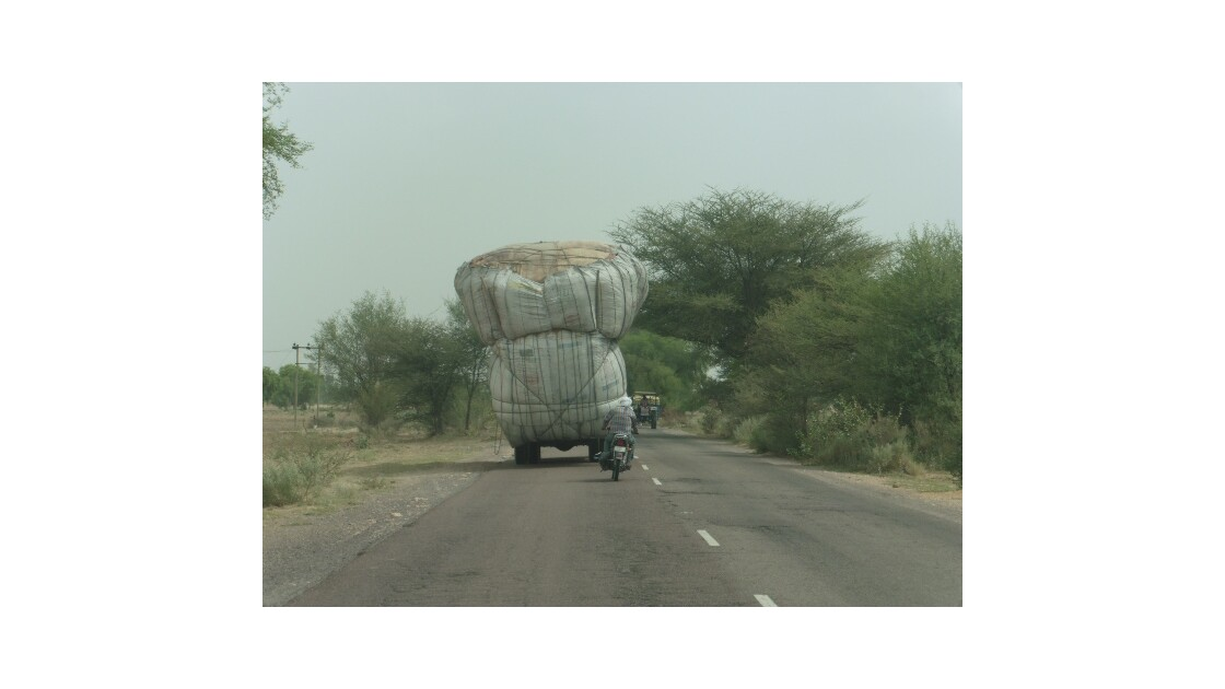 Pendjabi lorry