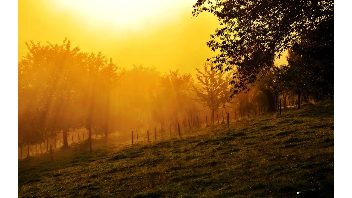 ~~Quand le soleil nous fait un cadeau~~