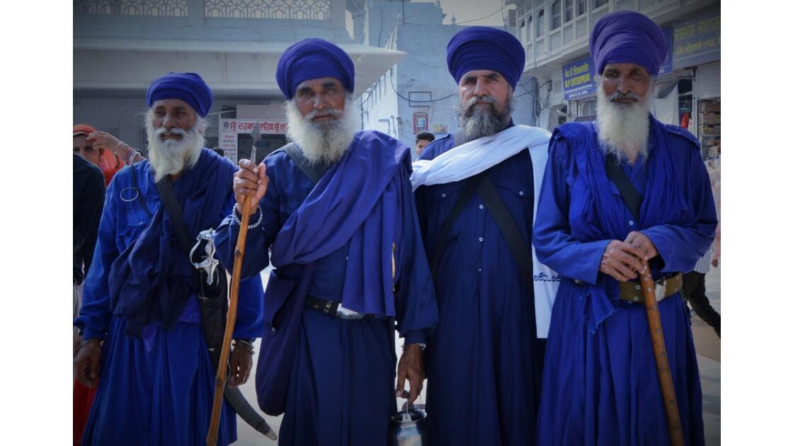Les gardiens du Temple d'OR
