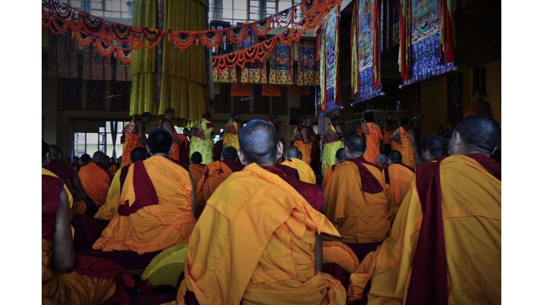 Dharamsala le refuge pour les Tibétains