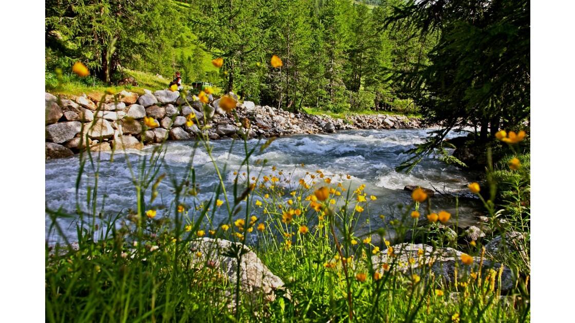 Le Val d'Aoste (Italie)