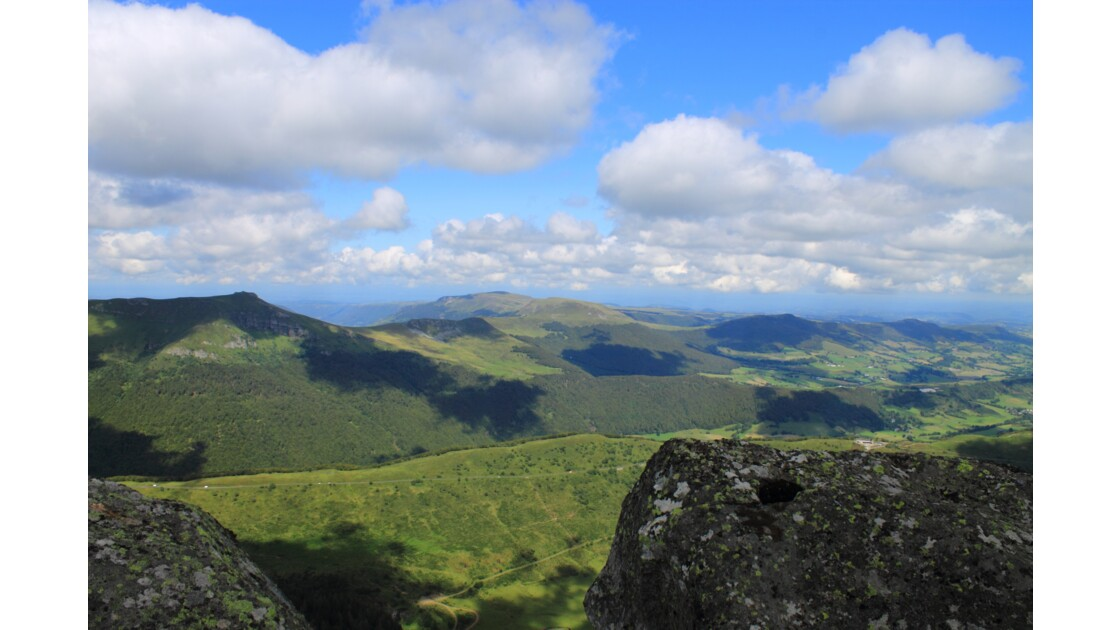 Massif du Cantal