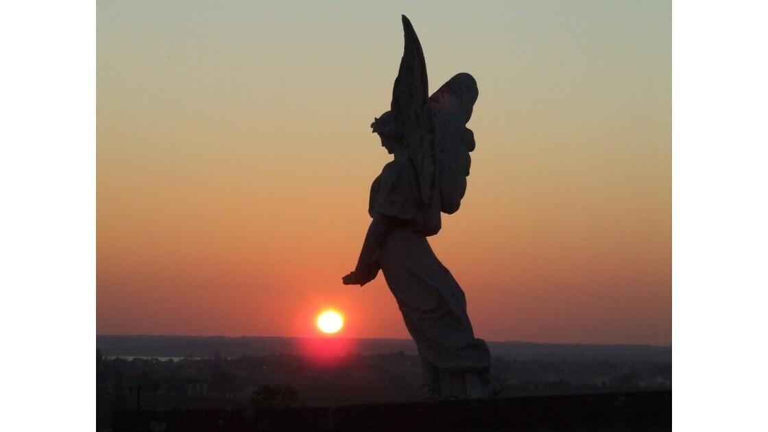 Un ange veille