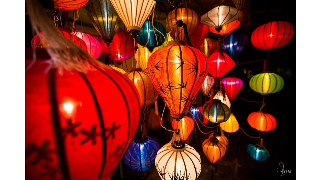 Éclaire ma lanterne