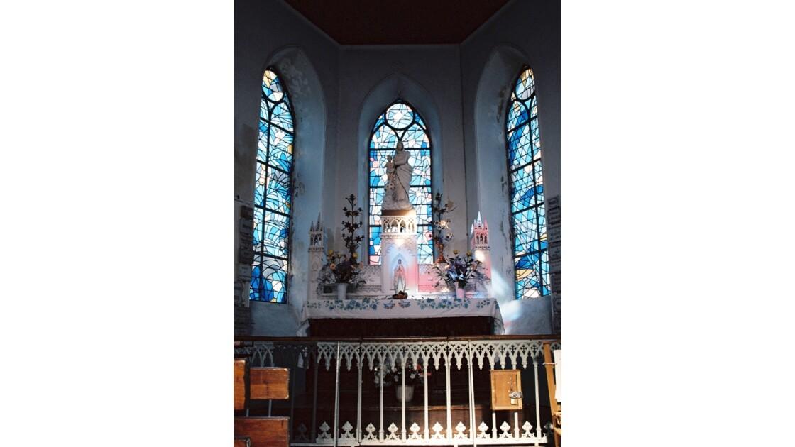 Chapelle en couleurs