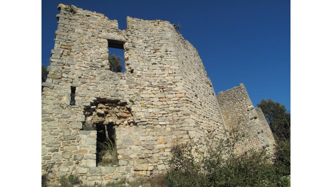 Château des Pontevès.