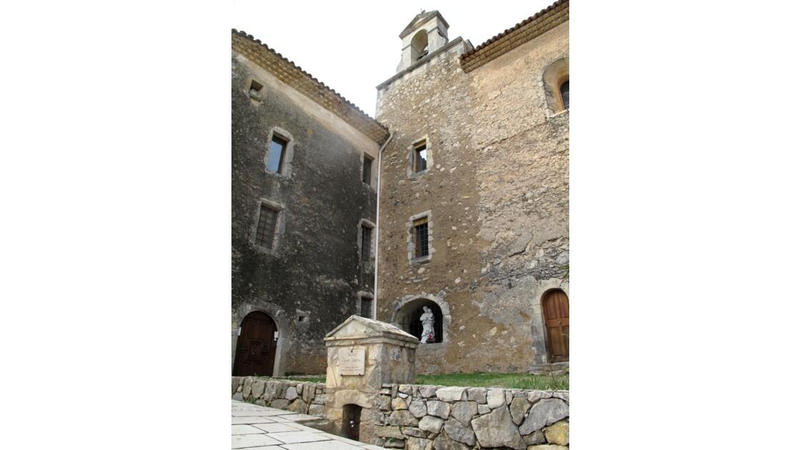Monastère St Joseph du Bessillon.