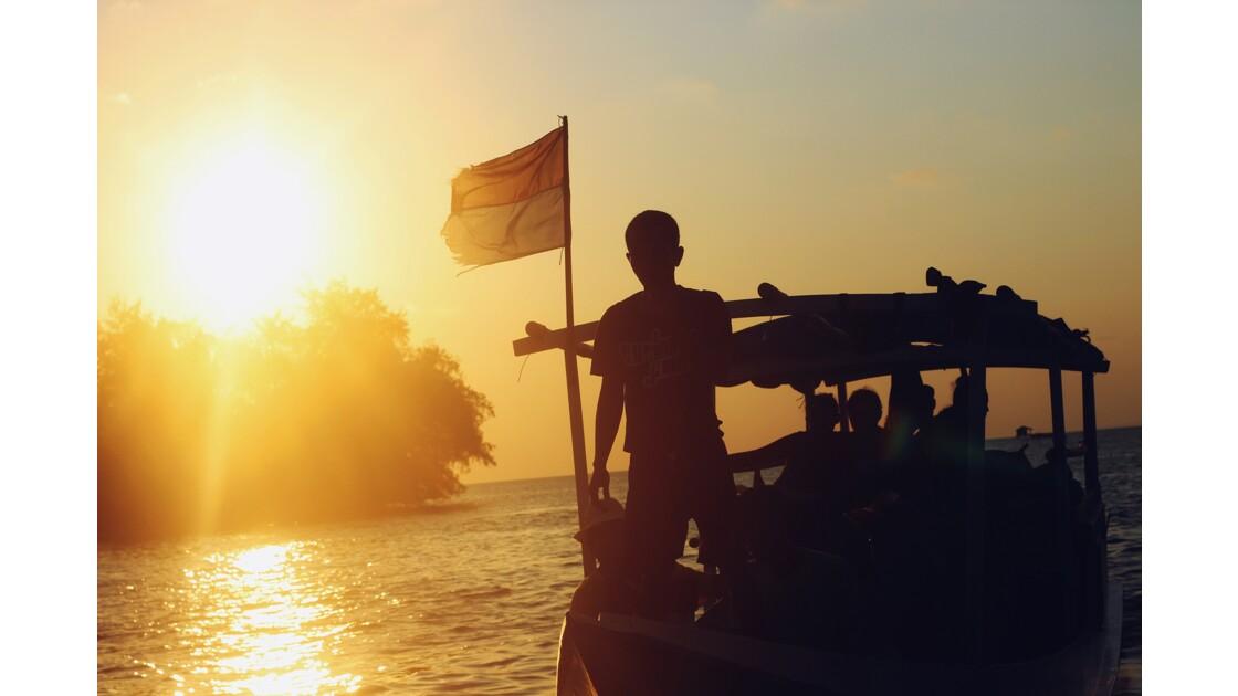Karimunjawa, Indonésie.