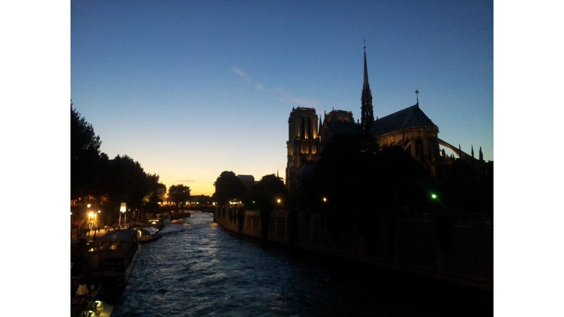 Notre-Dame - Paris by Night